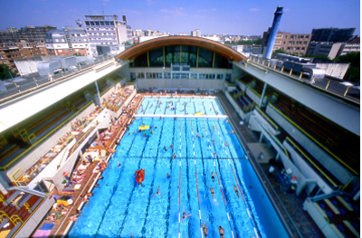 The Pool Was Named After A French Swimmer Who Competed In The 1924 Games,  And Has Had A Major Upgrade, With A Retractable Roof Installed For  Fresh Air ...