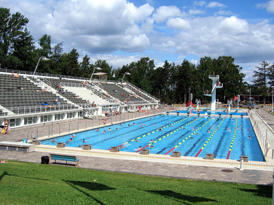 The Pool Is Now A Recreational Hub In Summer Months And Since It Outdoors Too Cold For Use Any Other Time Of Year