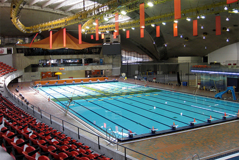 Olympic Pools Where Are They Now Part Three Swimming