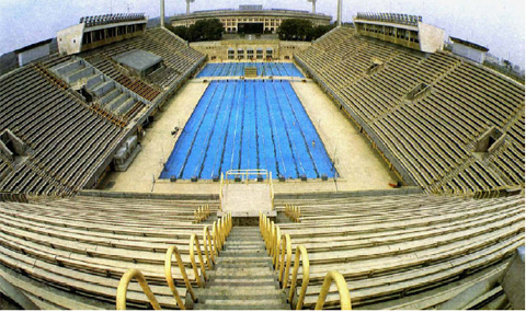 Olympic Pools Where Are They Now Part Four Swimming