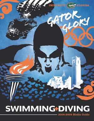 Cover, 2009 Florida Media Guide