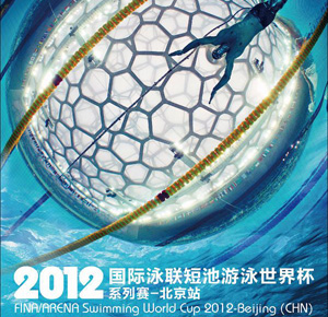 Poster for Bejing FINA WC