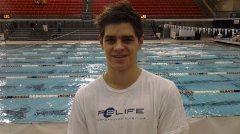 Michael Andrew Tracks Down Another 13-14 NAG At Jenks Sectionals