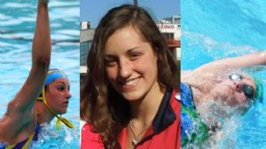 Anika balances swimming and water polo heading into college