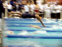 Auburn Women 200 Medly Relay - 2003 SEC Championships