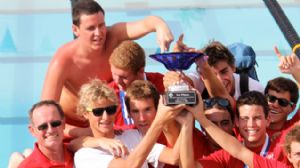 Brophy Preparatory School winning state meet