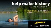 FINIS and Jamie Patrick