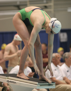 Katie Hoff - 2006 Spring Nationals 100 Freestyle