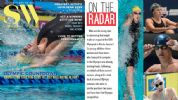 July 2014 Swimming World Magazine On Radar