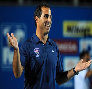 Adam Krikorian on Water Polo Team's Victory in World League Super Final
