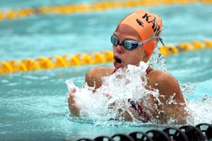 Jessica Liss at 2008 Swimming South Africa National Group 3 Championships