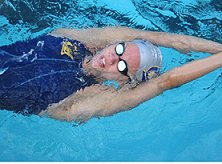 Natalie Coughlin underwater backstroke