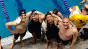 North Carolina Masters World Record Relay