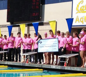 Cal vs. Pacific breast cancer check presentation
