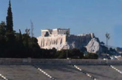 Greece, site of 2004 Paralympics