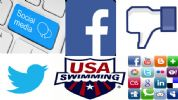 USA Swimming Social Media