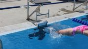 Spectrum backstroke wedge