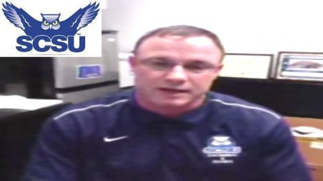 Tim Quill head coach of Southern Connecticut State University