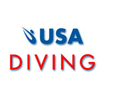 USA Diving logo