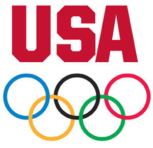 USA Olympic logo