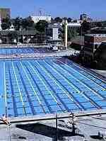 University of Southern California McDonald's Swim Stadium