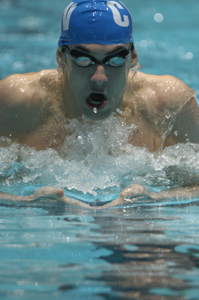 Phelps qualifies first in 200 IM