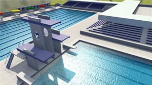 Grand canyon university starting a division ii ncaa swimming program swimming world news for University of arizona swimming pool