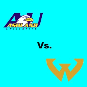 MOTW, Ashland at Wayne State Logo