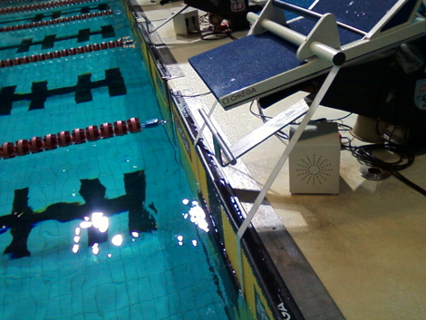 exclusive video testing new backstroke platform at usa swimming nationals