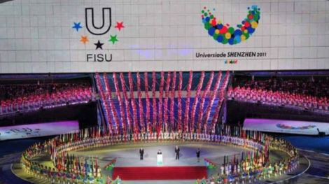 2011 World University Games Opening Ceremonies