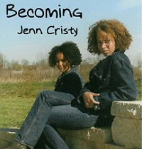 Jenn Cristy - CD Cover