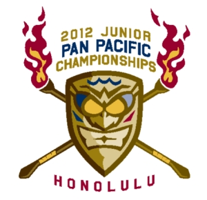 2012 Junior Pan Pacs Logo