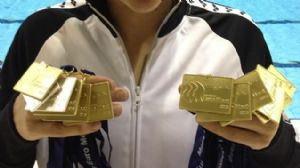 Katinka Hosszu wins 11 golds in Luxembourg