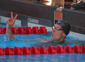 USA Swimming Grand Prix, Stanford: Natalie Coughlin, Klete ...