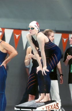 Kirsty Coventry - Auburn, 2002 NCAA Championships
