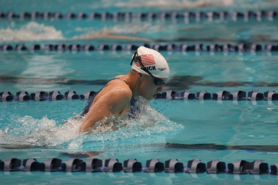 Megan Jendrick - Day Four of Speedo West Sectionals