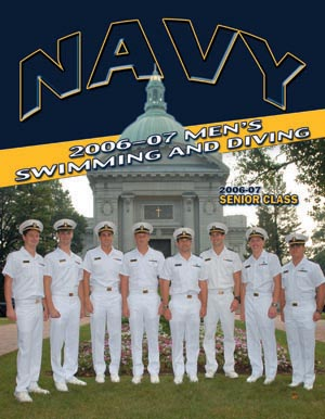 Navy Men 2006-07 Media Guide