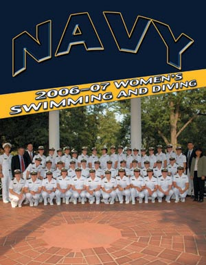 Navy Women 2006-07 Media Guide