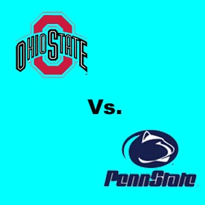 Ohio State at Penn State Meet of the Week