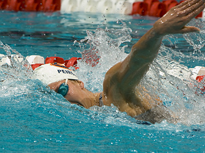 Haley Peirsol wins 1650 at 2006 NCAA's.
