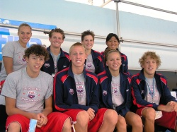 World Youth Championships, Team USA
