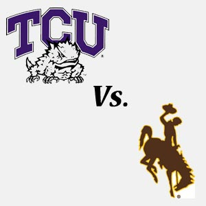 MOTW, TCU at Wyoming