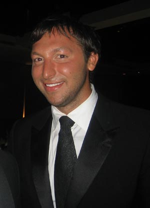 Ian Thorpe at Telstra Swimmer of the Year
