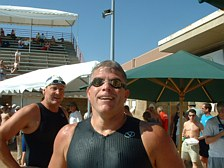 Bill Specht at USMS Nats SC 03, Tempe