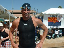 Dr. Ron Karnaugh; At USMS Nats SC 03, Tempe