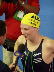 Leisel Jones, AUS 100 Br World Record
