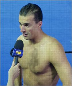 AUS Matt Welsh at 2003 Worlds Barcelona