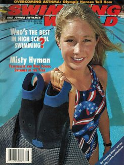 1996 swimming world publications