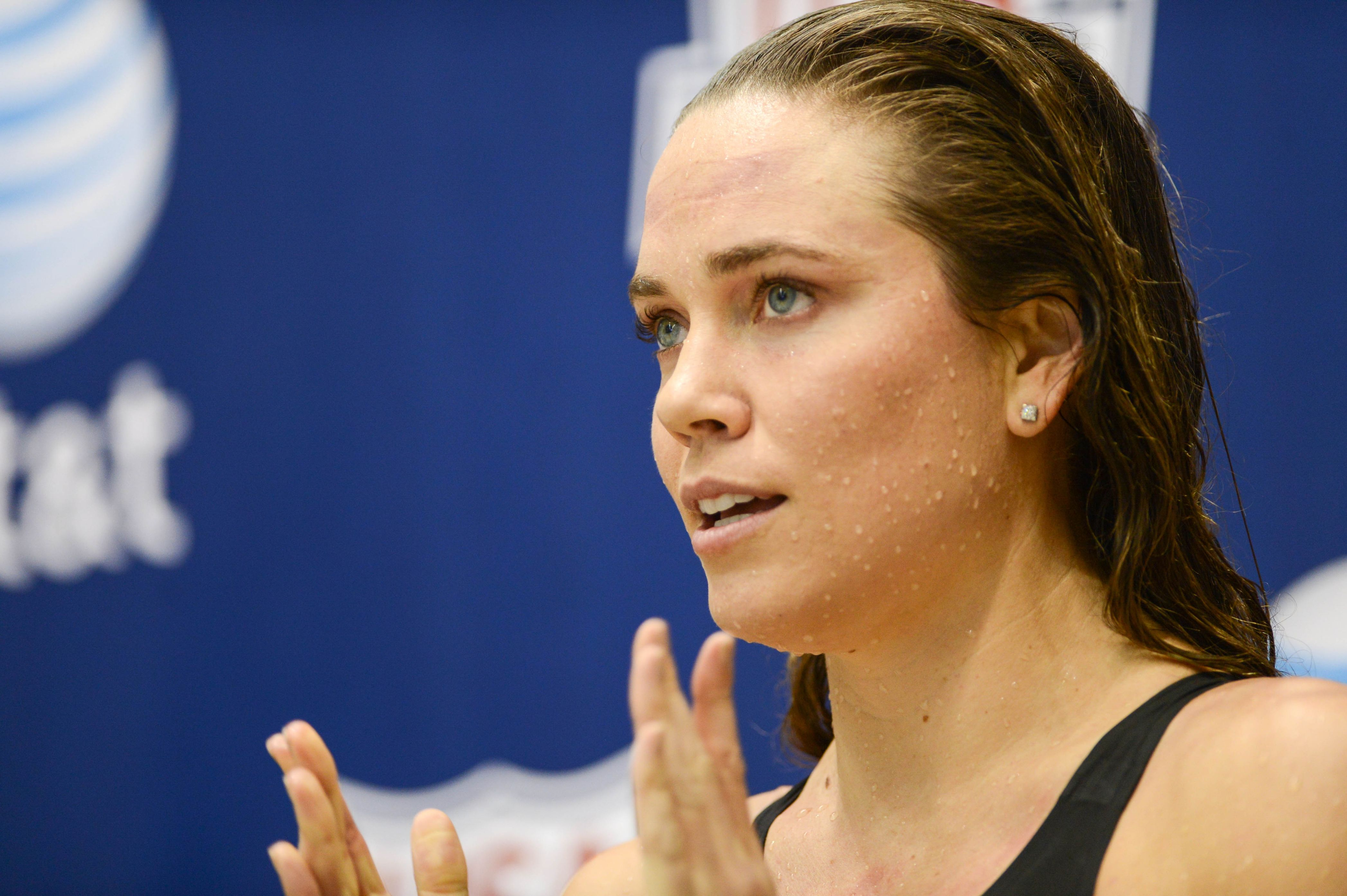 Natalie Coughlin Is All In For Rio 2016 Swimming News