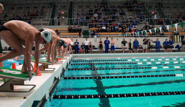 michigan d2 swimming state meet